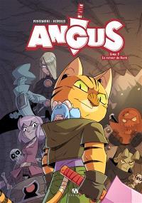 Angus. Volume 5, Le retour de Gard
