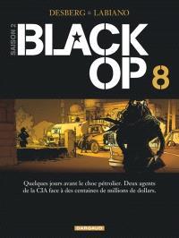 Black op : saison 2. Volume 8