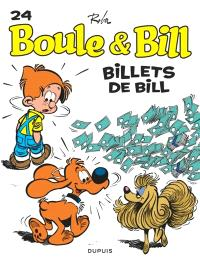 Boule et Bill. Volume 24, Billets de Bill