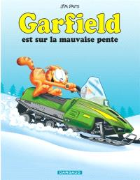 Garfield. Volume 25, Garfield est sur la mauvaise pente
