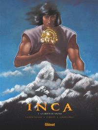 Inca. Volume 2, La grotte du nautile
