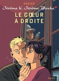 Jérôme K. Jérôme Bloche. Volume 11, Le coeur à droite