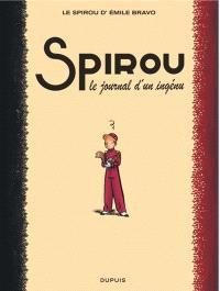 Le Spirou de.... Volume 4, Spirou, le journal d'un ingénu