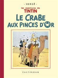 Les aventures de Tintin, Le crabe aux pinces d'or