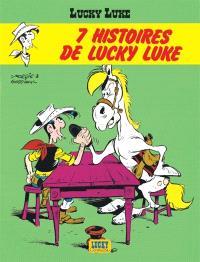 Lucky Luke. Volume 15, 7 histoires de Lucky Luke