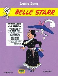 Lucky Luke. Volume 34, Belle Starr