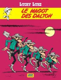 Lucky Luke. Volume 16, Le magot des Dalton