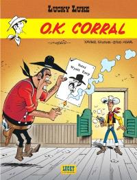 Lucky Luke. Volume 71, OK Corral