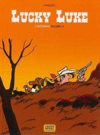 Lucky Luke : l'intégrale. Volume 17