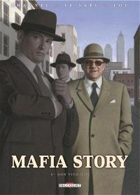 Mafia story, Volume 8, Don Vito. Volume 2