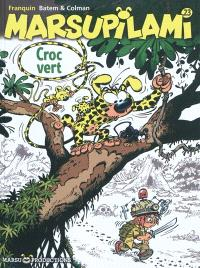 Marsupilami. Volume 23, Croc vert
