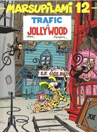 Marsupilami. Volume 12, Trafic à Jollywood