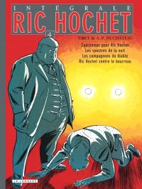 Ric Hochet : intégrale. Volume 4