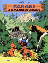 Yakari. Volume 26, La vengeance du carcajou