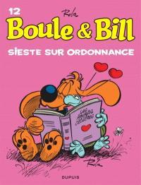 Boule et Bill. Volume 12, Sieste sur ordonnance