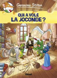 Geronimo Stilton. Volume 7, Qui a volé la Joconde ?