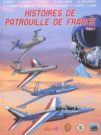 Histoires de Patrouille de France. Volume 1