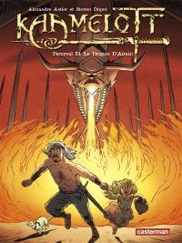 Kaamelott. Volume 4, Perceval et le dragon d'airain