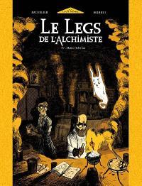 Le legs de l'alchimiste. Volume 4, Maître Helvétius
