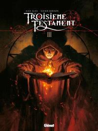 Le troisième testament. Volume 3, Luc ou Le souffle du taureau
