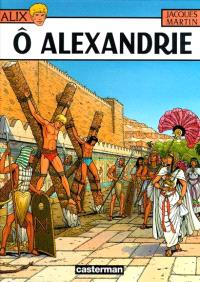Les aventures d'Alix, O Alexandrie