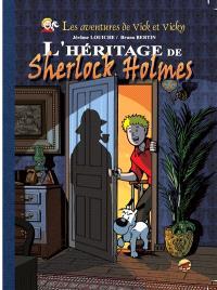Les aventures de Vick et Vicky. Volume 21, L'héritage de Sherlock Holmes