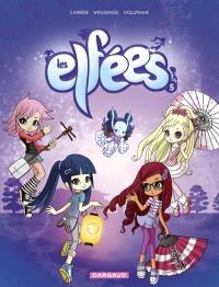 Les elfées. Volume 5