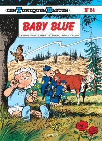 Les Tuniques bleues. Volume 24, Baby blue