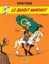 Lucky Luke. Volume 18, Le bandit manchot