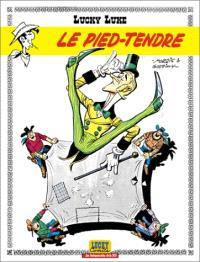 Lucky Luke. Volume 2, Le pied-tendre