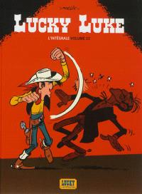 Lucky Luke : l'intégrale. Volume 22