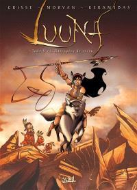 Luuna. Volume 8, L'attrapeur de rêves