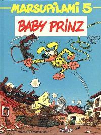 Marsupilami. Volume 5, Baby Prinz