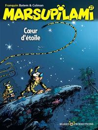 Marsupilami. Volume 27, Coeur d'étoile