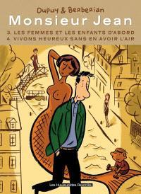 Monsieur Jean : intégrale. Volume 2