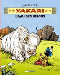 Yakari. Volume 4, L'ami des bisons