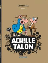 Achille Talon : l'intégrale. Volume 12