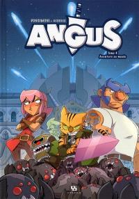 Angus. Volume 4, Aventure au musée