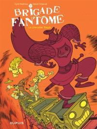 Brigade fantôme. Volume 2, Le chevalier Bagär