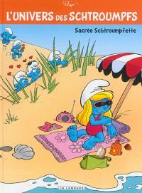 L'univers des Schtroumpfs. Volume 3, Sacrée Schtroumpfette !