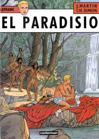 Lefranc. Volume 15, El Paradisio