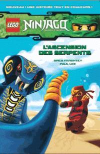 Lego Ninjago : masters of Spinjitzu, L'ascension des serpents