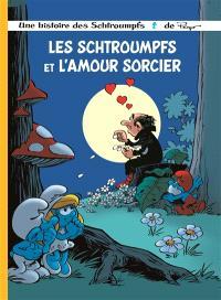 Les Schtroumpfs. Volume 32, Les Schtroumpfs et l'amour sorcier
