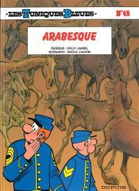 Les Tuniques bleues. Volume 48, Arabesque