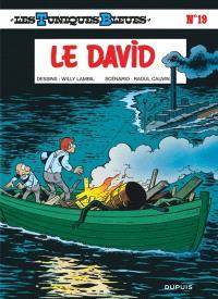 Les Tuniques bleues. Volume 19, Le David