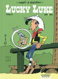 Lucky Luke. Volume 9, 1963-1964
