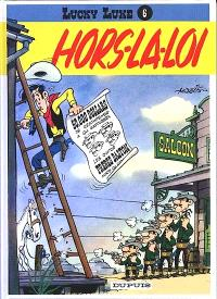 Lucky Luke. Volume 6, Hors-la-loi