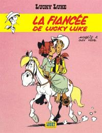 Lucky Luke. Volume 24, La fiancée de Lucky Luke