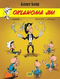 Lucky Luke. Volume 37, Oklahoma Jim