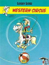 Lucky Luke. Volume 5, Western circus